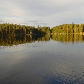 Fiske i Navardalen