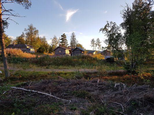 Fäbodstugor i Dåråberg