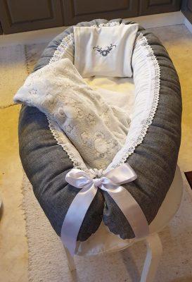 Babynest ifrån Lenas Design i Älvdalen